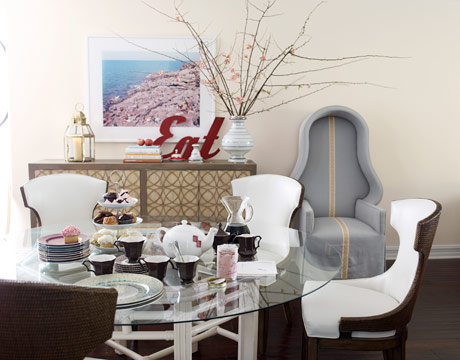 Hollywood Regency Style Decorating - How to Decorate a Hollywood
