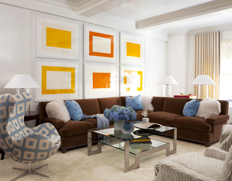 Park Avenue Apartment Design Modern New York Decorating