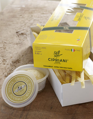 Cipriani Pasta Recipes