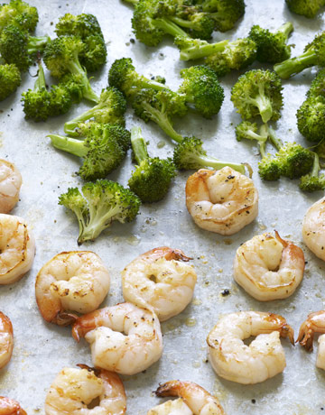 Ina Garten Broccoli pasta with shrimp recipes from ina garten - barefoot contessa pasta