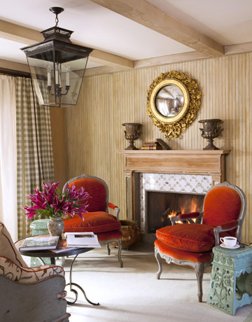 Living Room Yellow And Red 30 rustic fall color schemes 2017 - decorating with autumn colors
