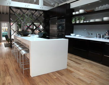 Lovely A Contemporary Kitchen Part 17