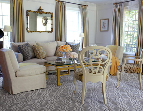 Gray Rooms And Interiors Decorating With Gray