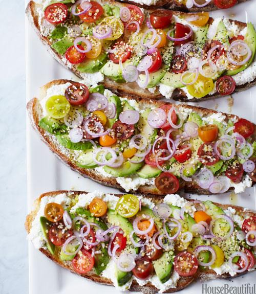 Lunch Ideas Avocado: Gabrielle Hamilton Recipes