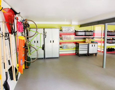 Garage Remodeling garage makeover ideas - design ideas for remodeling the garage