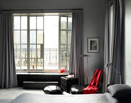 Gray Rooms dark gray rooms - interior design