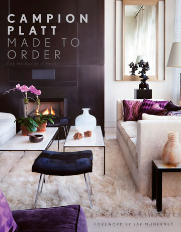Interior Design Book By Campion Platt