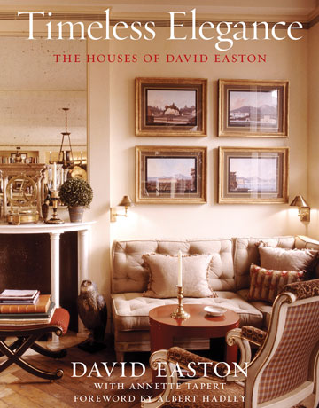 Interior Design Book Cover By David Easton