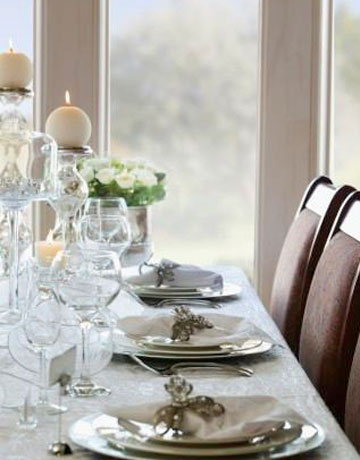 dinner party ideas - tips and ideas for hosting dinner parties