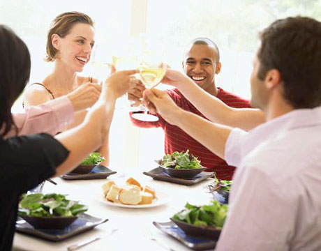 Hosting A Dinner Party dinner party ideas - tips and ideas for hosting dinner parties