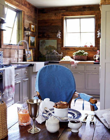 country kitchen designs - pictures of country barn kitchen