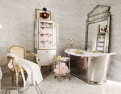 French bathroom style french bathroom decor for French shabby chic bathroom ideas