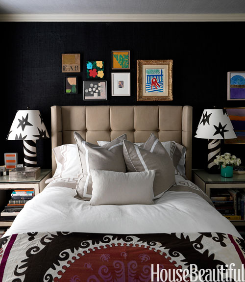 black bedroom. Simple Home Makeovers Ideas   Interior Design Makeovers