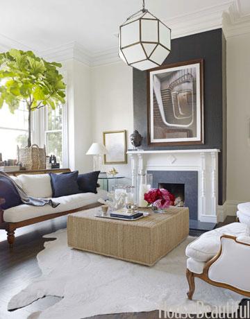 white living room ideas - white living rooms decor