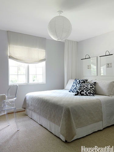 White Bedrooms - Ideas For White Bedroom Design