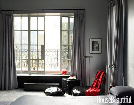 sleek and sexy bedroom. Gray Bedroom Ideas   Gray Bedrooms