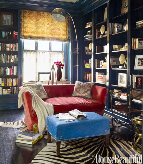 25 Best Ideas About Home Library Design On Pinterest: House Beautiful Pinterest
