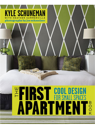 the first apartment book - Books On Home Design