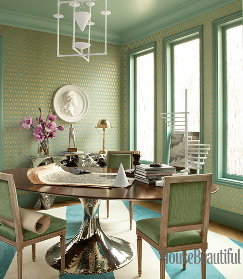 Modern Dining Room Colors 25 best dining room paint colors - modern color schemes for dining