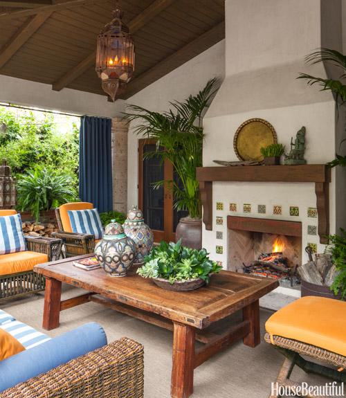 Cozy FireplacesFireplace Decorating Ideas