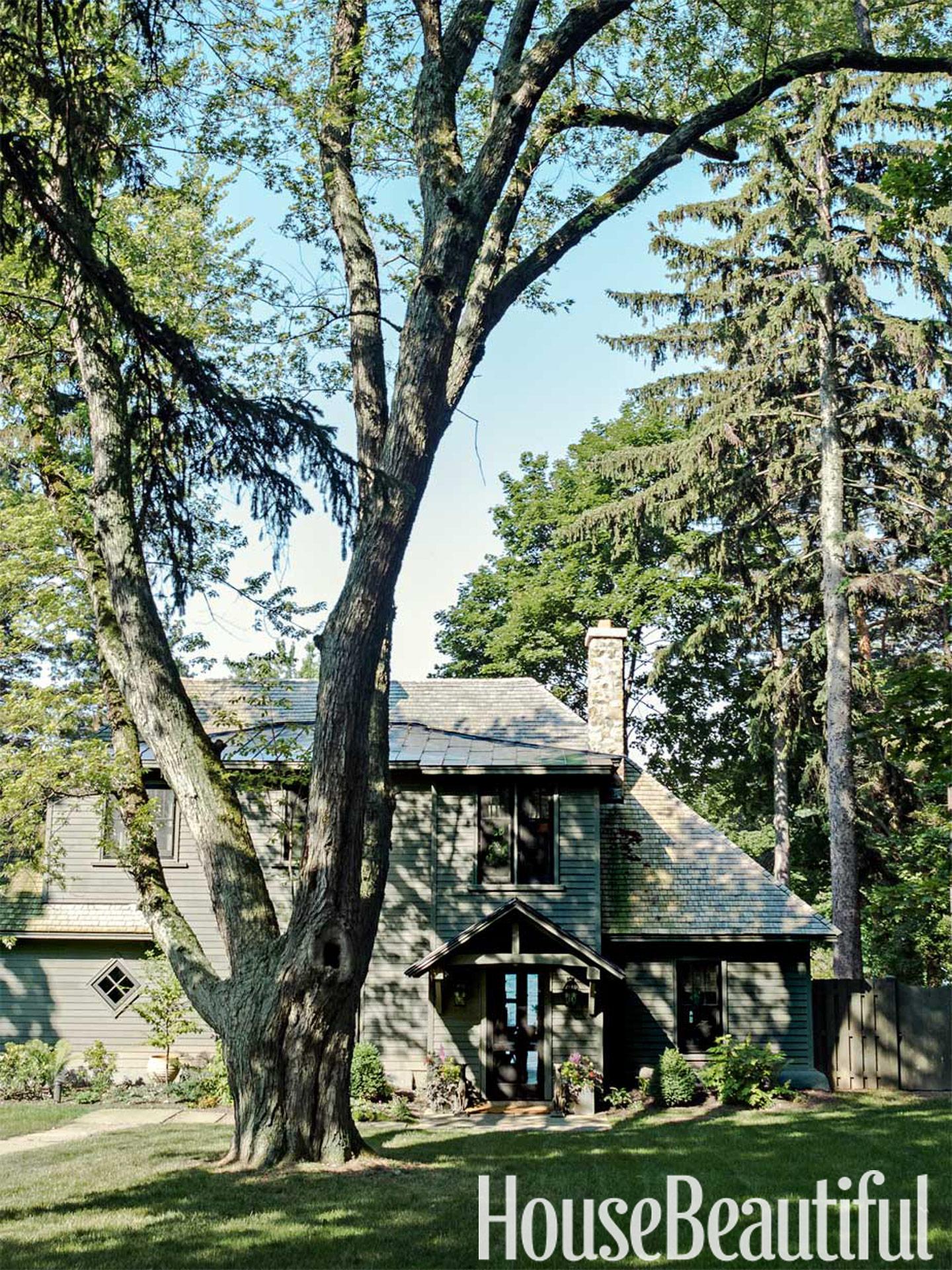 Thom Filicia Lake House Rustic Lake House Decor
