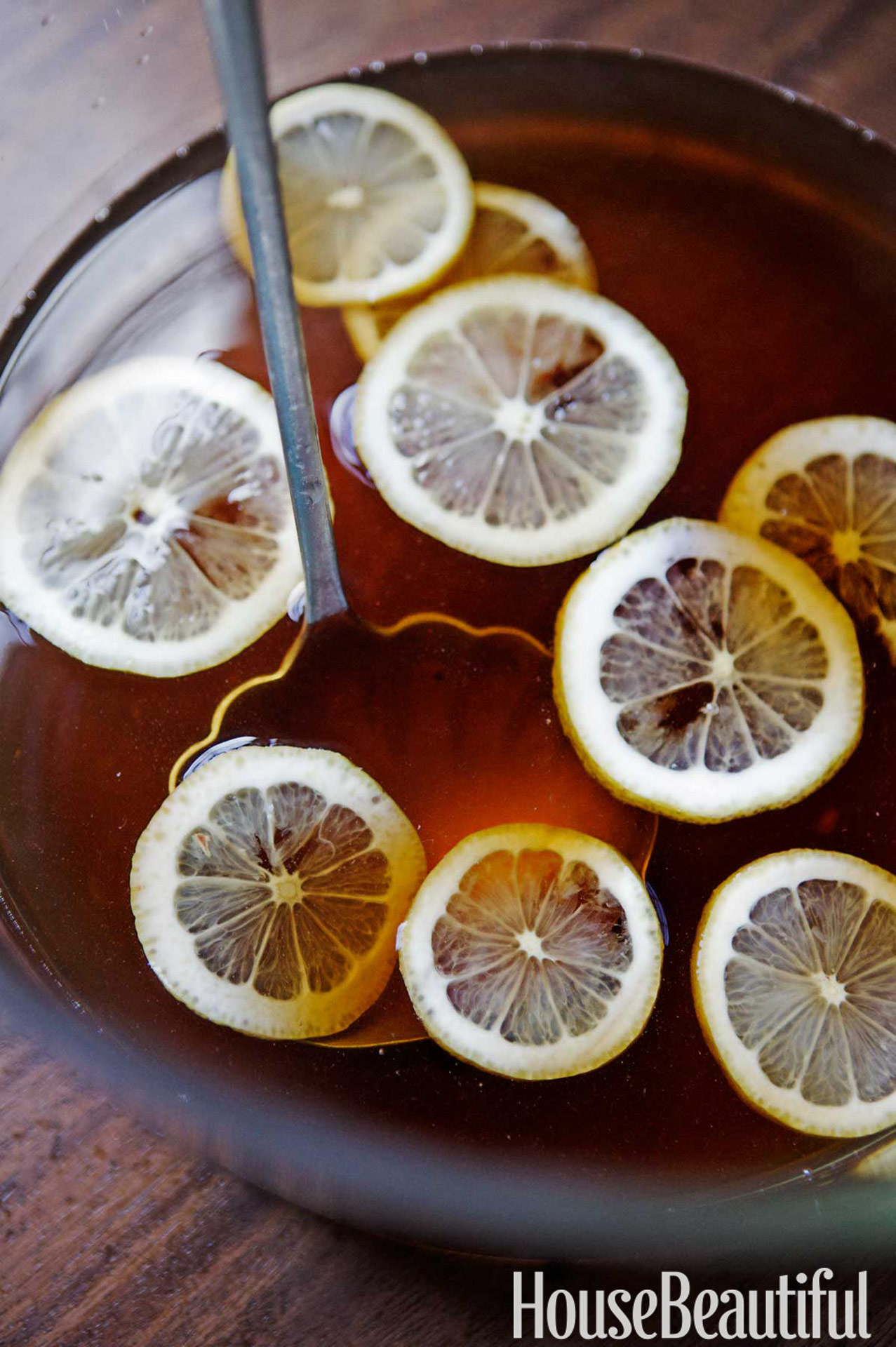 american whiskey punch recipe - derek brown mixologist