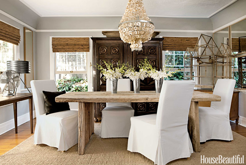 dining room - Country Dining Room Color Schemes