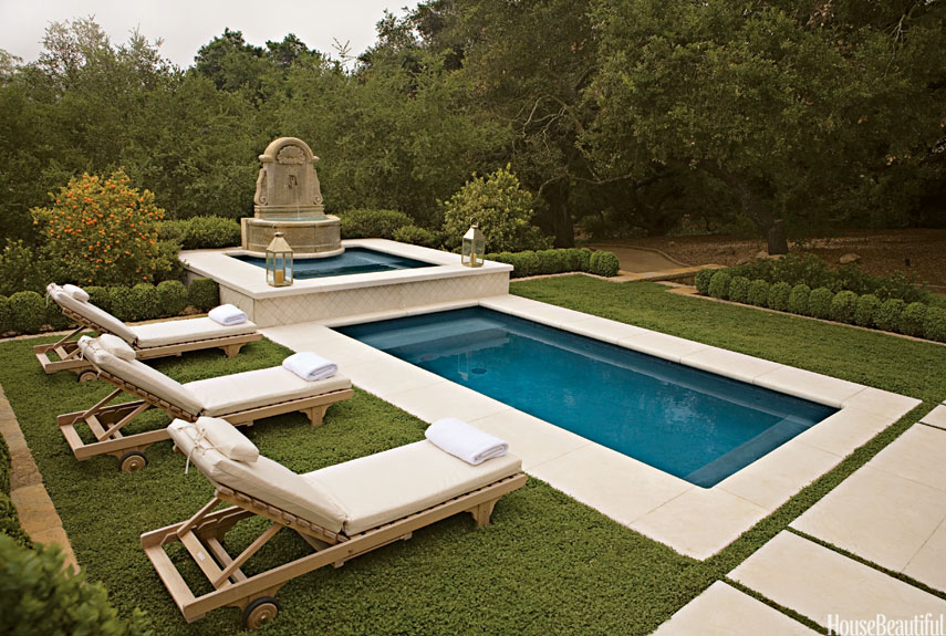 Outdoor Backyard Pools 40 pool designs - ideas for beautiful swimming pools