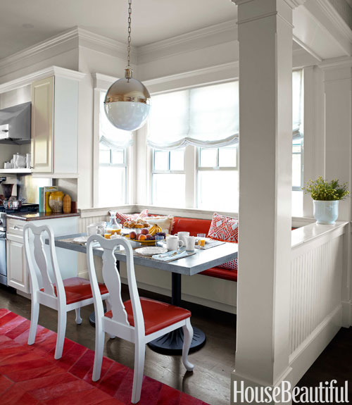 House Beautiful Dining Rooms dining room decor and furniture - pictures of dining rooms
