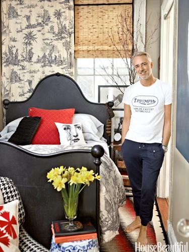 bedroom - Magazine cover