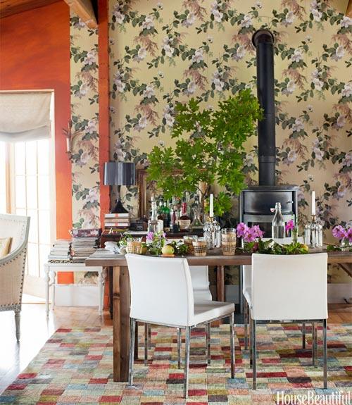 Cottage Dining Room Ideas: Rustic Room Decorating Ideas