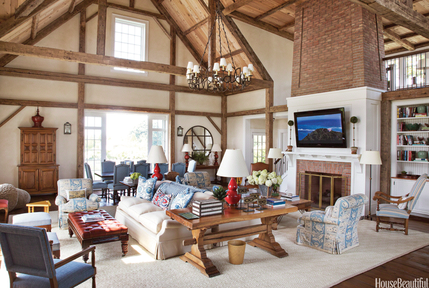 Rustic Room Decorating Ideas - Cozy Rooms