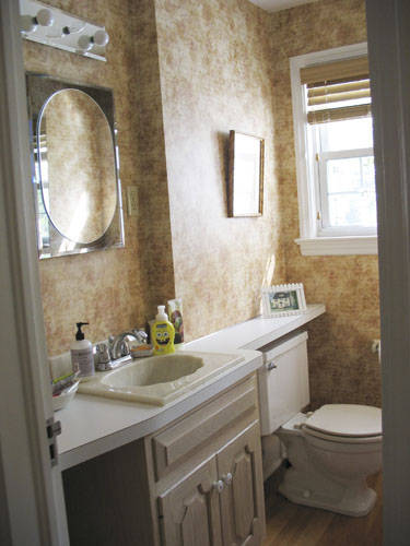 Bathrooms - Magazine cover