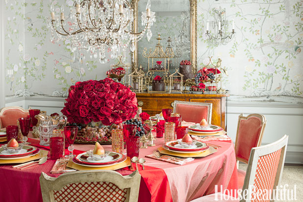 Chinoiserie Table Decor Heather Christo Tablescape