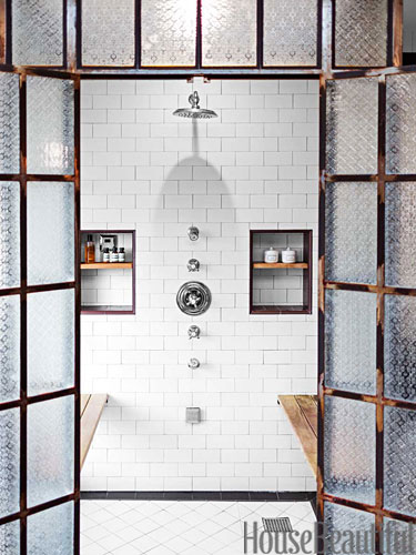 Bathrooms With Subway Tile Using Subway Tile In A Bathroom