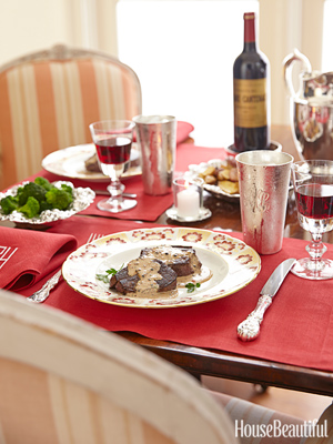 House Beautiful Recipes Gorgeous Of Steak AU Poivre Picture
