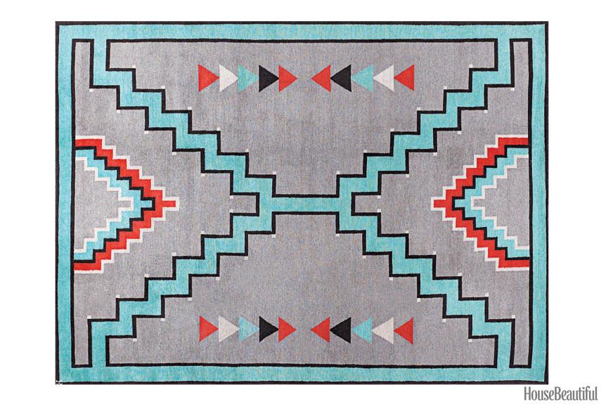 Southwestern Design southwestern style rugs - southwestern home decor