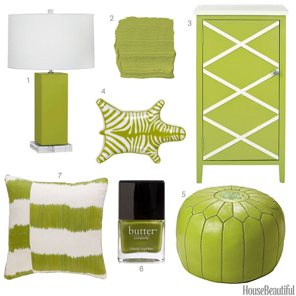 apple green accessories - Apple Green Color