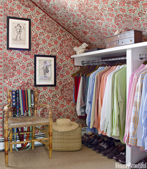 Decoration Ideas: Closet Decorating Ideas
