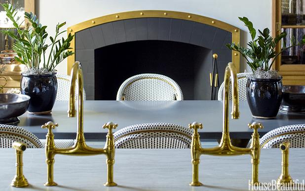 brass trend - brass faucets