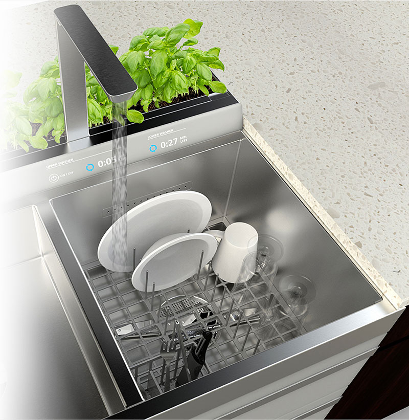 Dream Kitchen Sink: Kitchen Appliances In Future