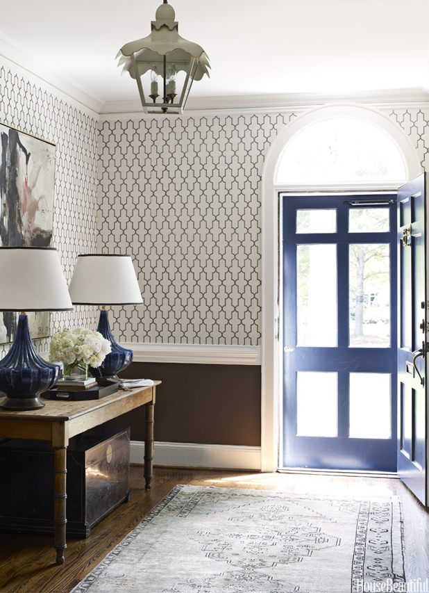 Modern Foyer Wallpaper : Beautiful entryways gorgeous entry