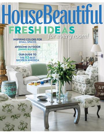 House Beautiful.Com design resources - magazine product info - house beautiful