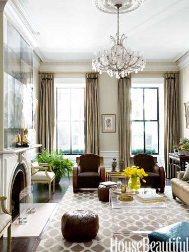 Luxe living rooms elegant living room ideas for Living room ideas elegant