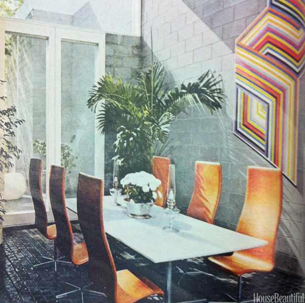 70S Decor Trends - Seventies Decorating Fads