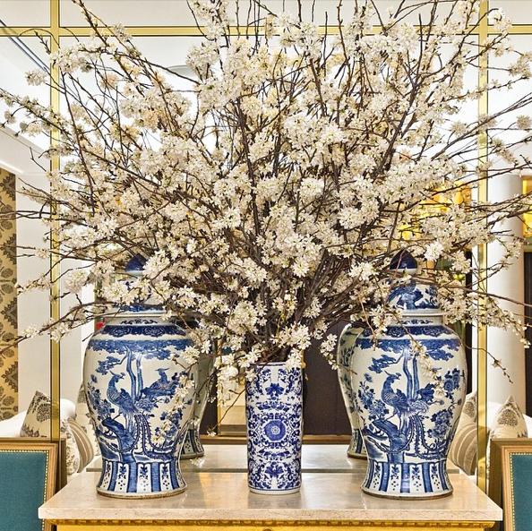 cherry blossom arrangements - cherry blossom flowers
