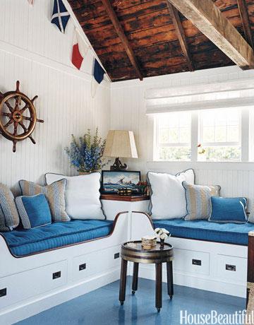 nautical home decor - ideas for decorating nautical rooms - house