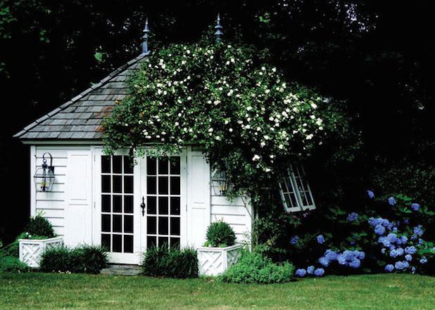 Garden Sheds With Veranda