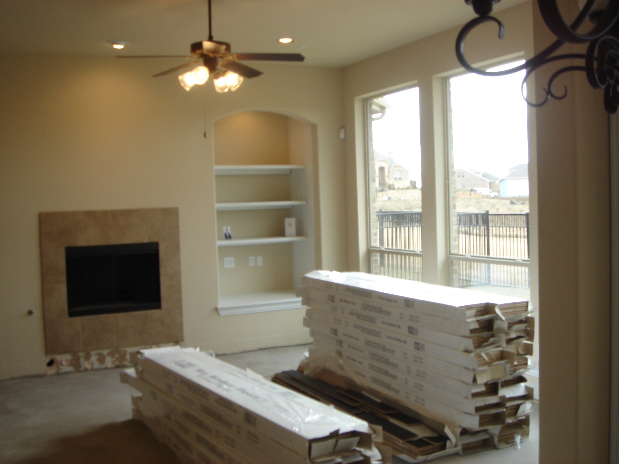 fireplace makeover abbe fenimore living room makeover
