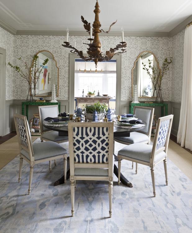 dining room before after marika meyer dc design